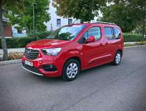 Test drive cu Opel Combo...