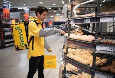 Kaufland extinde parteneriatul de livrari la domiciliu cu Glovo si in orasul Cluj-Napoca