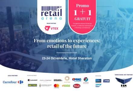 De la emotii la experiente: cum arata consumatorul viitorului? Vino la retailArena 2019 si vei afla!