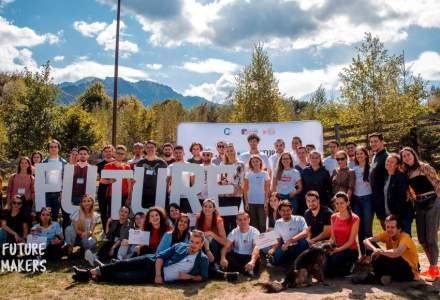 (P) Afaceri de viitor la Future Makers: Intra si voteaza-ti echipa favorita pana pe 8 octombrie