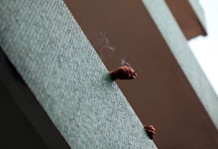 Rusia interzice fumatul pe balcoanele apartamentelor