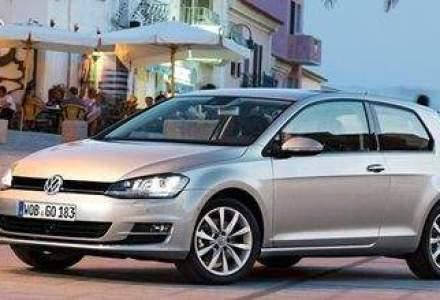 VW Golf 7 a fost aleasa masina anului 2013