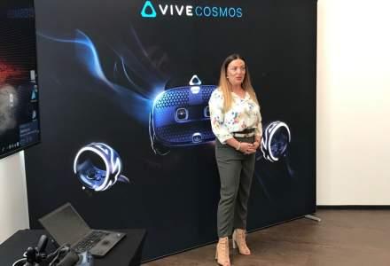 HTC a lansat in Romania cel mai nou dispozitiv VR: Ce noutati aduce