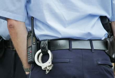 Dispozitivul de ordine publica din Piata Constitutiei, suplimentat dupa crima din weekend