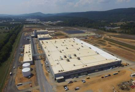 Nokian a inaugurat o noua fabrica. Va produce 4 MIL. anvelope anual in noul centru de productie din SUA