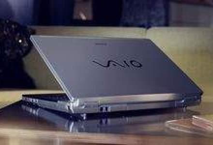 Sony: Laptopurile Vaio se vor adresa mai mult segmentului consumer