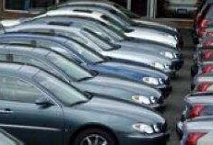 Piata autovehiculelor noi a avansat in primele 6 luni cu 3,7%