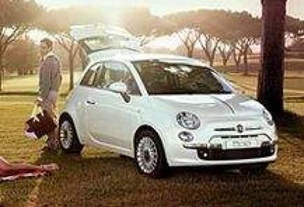 AutoItalia Group vrea sa vanda anul acesta 450 de unitati Fiat 500