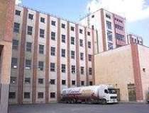 Terenul fabricii de paine...