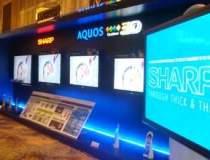 Sharp vinde actiuni de peste...