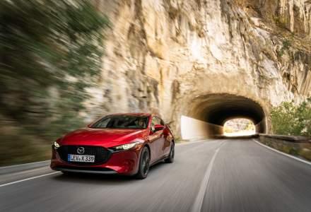 Noul motor Mazda Skyactiv-X este disponibil pe Mazda3