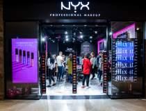 Brandul de cosmetice NYX a...