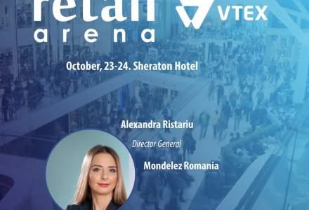 Alexandra Ristariu, Mondelez: Consumatorii raman inca fideli brandului preferat, dar asteapta cat mai multe inovatii de la acesta