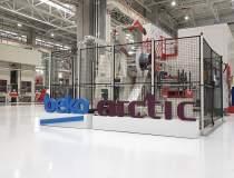 Reportaj in fabrica Arctic,...