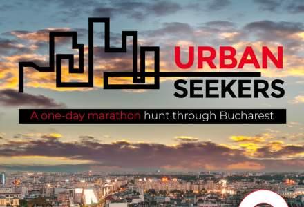 "Ce este ""Urban Seekers"" si cum te poti angaja prin treasure hunt?"