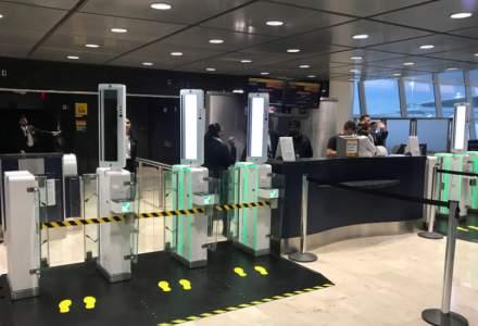 Un aeroport din America a implementat imbarcarea prin recunoastere faciala. 500 de pasageri imbarcati in mai putin de 20 minute