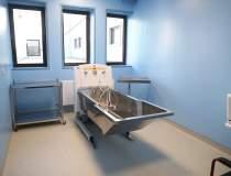 FOTO: Cea mai mare clinica de...