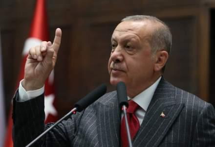 Turcia a lansat o ofensiva in nordul Siriei