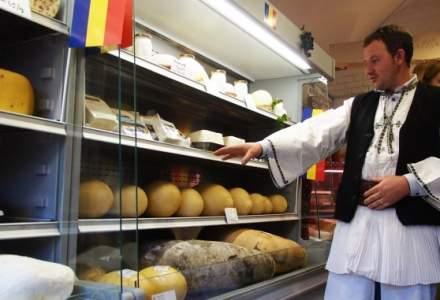 S-a deschis Branzaria, primul magazin din Romania din reteaua de stat