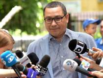 Victor Ponta: Primesc sute de...