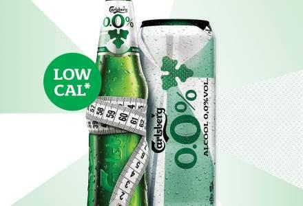 Producatorul URBB lanseaza o noua bere fara alcool Carlsberg