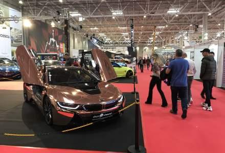 Salonul Auto Bucuresti & Accesorii 2019: sute de masini expuse, biletul costa 40 lei