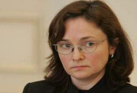 Premiera: O femeia la conducerea bancii centrale din Rusia