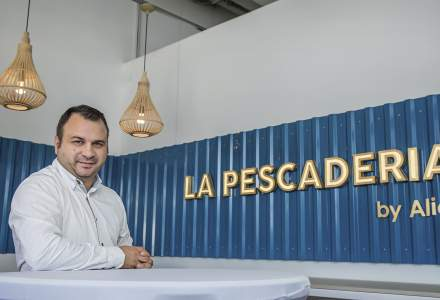 Un antreprenor roman a deschis singurul restaurant-pescarie din Europa aprovizionat direct din Spania