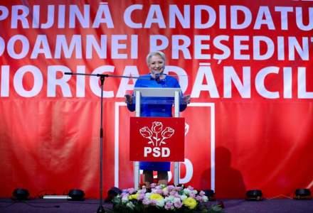 UPDATE Viorica Dancila isi lanseaza candidatura la prezidentiale, la trei zile de la demiterea Guvernului sau prin motiune de cenzura