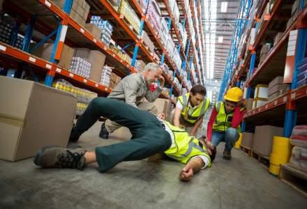 Statistici grave: sute de decese la locul de munca, in fiecare an. Pot fi evitate?