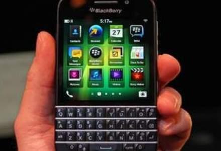 Un singur cumparator a achizitionat 1 MIL. de terminale BlackBerry