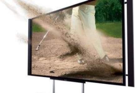 Ce asteptari are Sony dupa lansarea celui mai scump televizor de pe piata