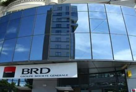 BRD estimeaza un profit operational de 1,6 miliarde lei in 2013
