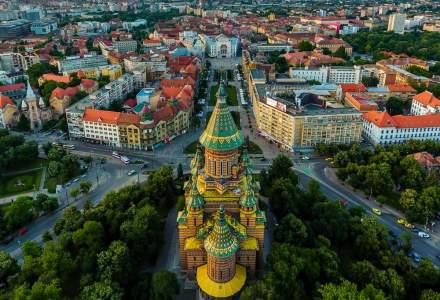 Touroperator: Timisoara este viitoarea destinatie culturala si de city break a Europei