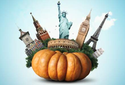 """Halloween: 6 orase europene """"inspaimantator"""" de atractive pentru final de octombrie"""