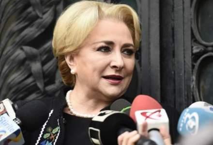Viorica Dancila: Nu am luat in calcul varianta alegerilor anticipate