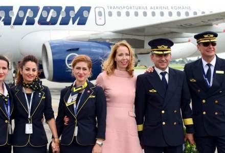 Madalina Mezei, fost director general al TAROM, chemata luni la DNA