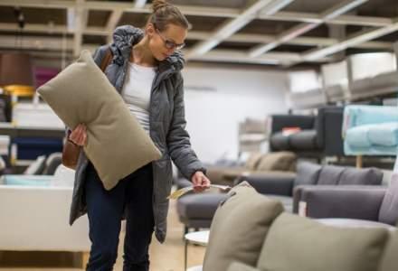 Romanii au cumparat online cu 30% mai multa mobila, in aceasta toamna decat in 2018