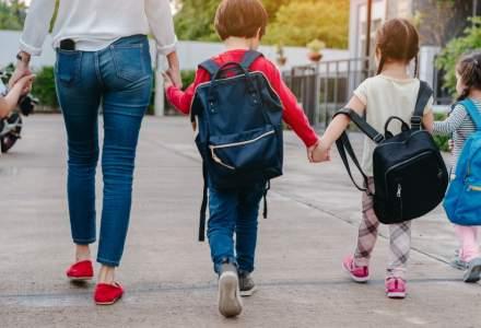 Parlamentul a votat scaderea numarului de ore la scoala si liceu. Elevii din invatamantul primar - 20 de ore /saptamana, elevii de gimnaziu - 25 de ore saptamanal