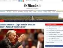 Le Monde a distrus din...