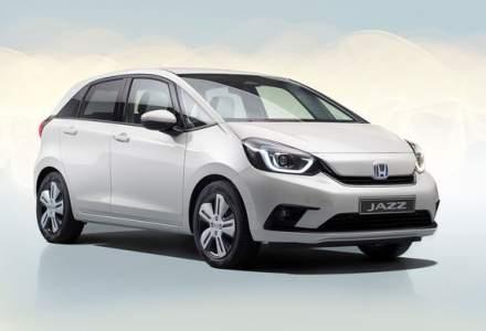 Primele imagini si detalii oficiale referitoare la noua generatie Honda Jazz: modelul de clasa mica va fi disponibil exclusiv cu un sistem hibrid de propulsie