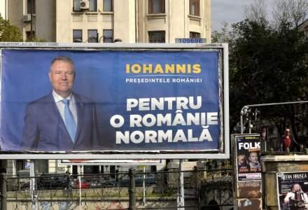 Cati bani au platit partidele pentru bannerele cu Iohannis, Dancila, Barna si Paleologu din toata tara