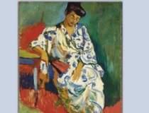 Potretul sotiei pictorului...