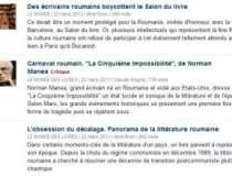 Le Monde a dedicat un amplu...