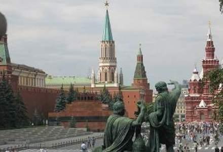 """Rusii au stins lumina la Palatul Kremlin de """"Ora Pamantului"""""""