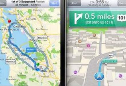 Apple cumpara WiFiSlam in incercarea de a perfectiona hartile pentru terminale mobile