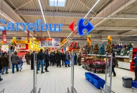 ANPC a propus inchiderea temporara a 2 magazine Carrefour. Ce nereguli s-au gasit