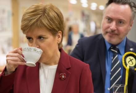 Nicola Sturgeon va cere autorizarea unui nou referendum pentru independenta Scotiei