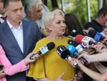 Viorica Dancila: Eu nu am...
