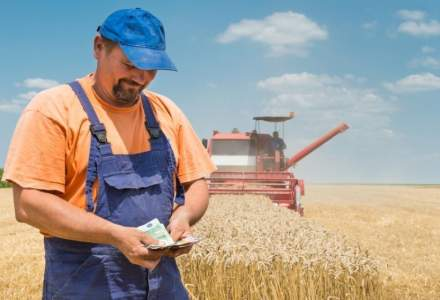Vin banii europeni pentru fermierii romani: 3 din 4 agricultori au fost autorizati pentru plata avansului